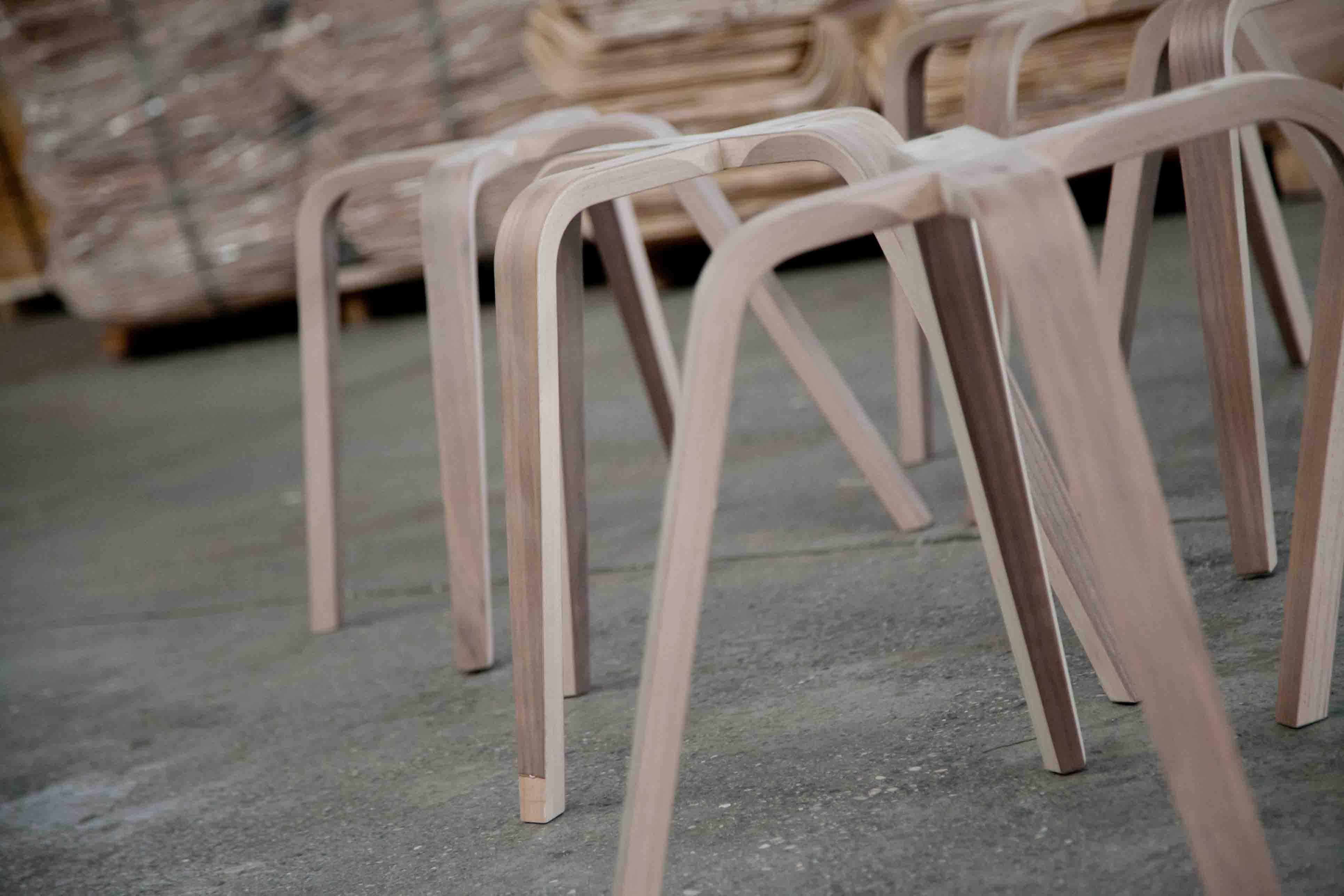 curvatura legno